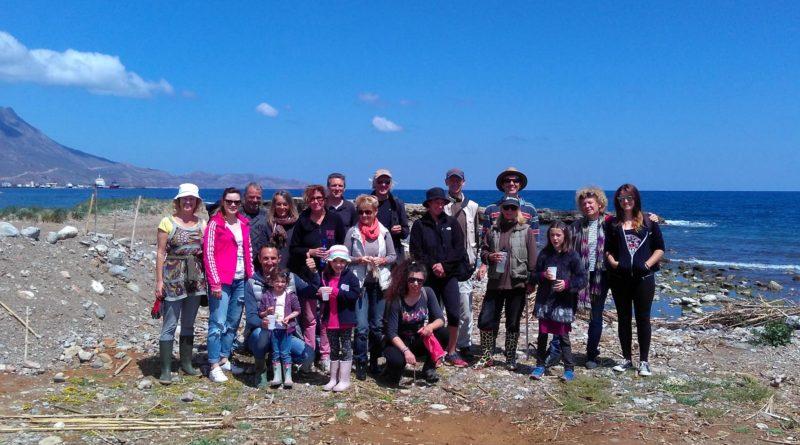 Beach Cleaning Team