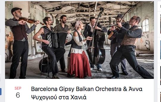 Barcelona Gipsy Balkan Orchesta