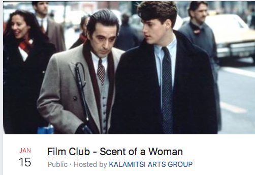 Movie Scent of a woman