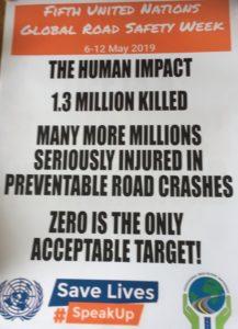 UN Road Safety Week