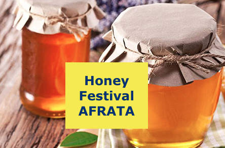 7 August Afrata Honey Festival