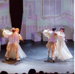 Waltz with Fairy Tales