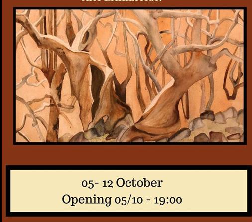 Art exhibition Paleo