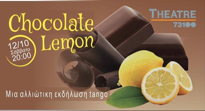 Chocolate and Lemon