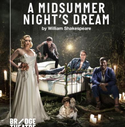 3rd Febr Midsummer Night's DReam