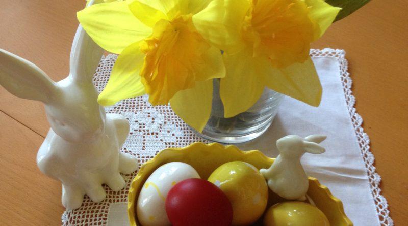 Frohe Ostern_eigenes Foto Ly