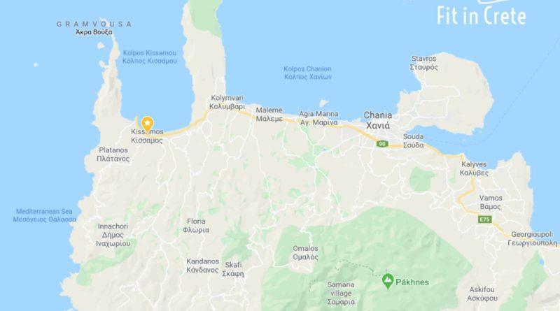 Virtual West Crete Tour