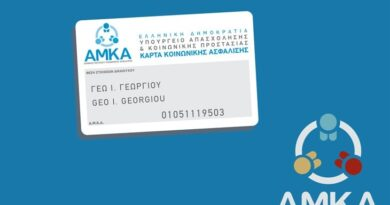 Temporary AMKA numbers for vaccination – updated online platform