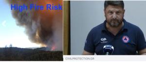 High Fire Risk